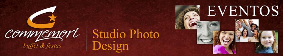 COMMEMORI EVENTOS Fotógrafo: Studio Photo